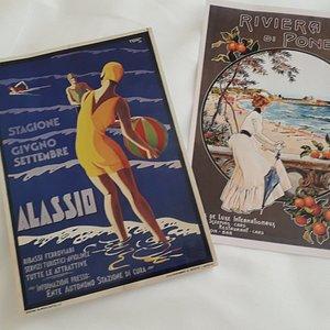 cartoline vintageeleganti