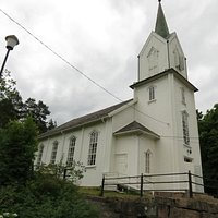 The exterior of this church from 1887 doesn't say much about what is waiting for you when you en