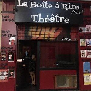 Ze Artist's Café Théâtre