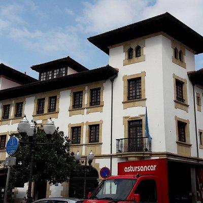 Villaviciosa - Casa España