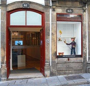 Museu das Marionetas do Porto - Rua de Belomonte, 61 - Porto
