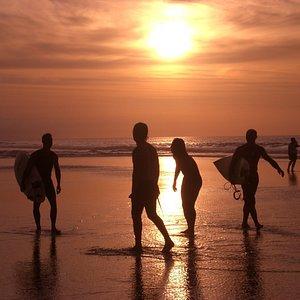 Unser gesamtes Team hat sich zum Ziel gesetzt, Surfurlaube auf nachhaltige Art und Weise zu erst