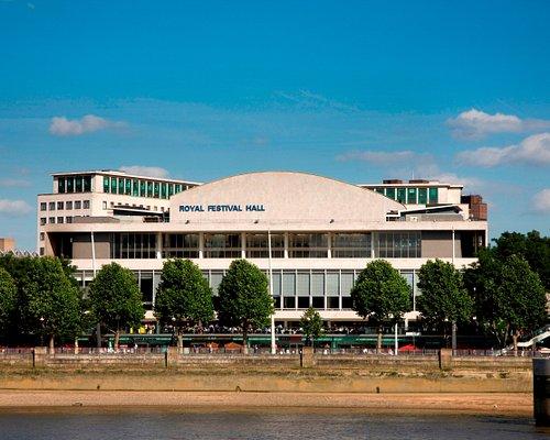 Royal Festival Hall, Southbank Centre (credit Morley von Sternberg)