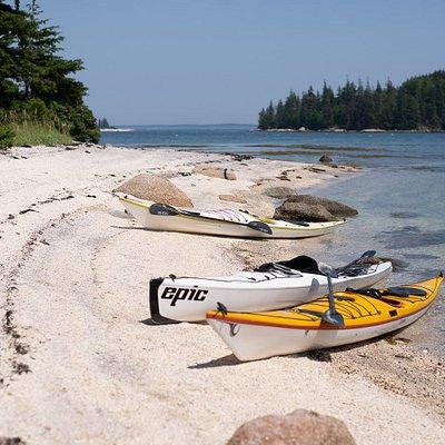 Hell's Half Acre Island, Stonington, Maine