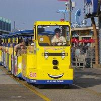 new tram car