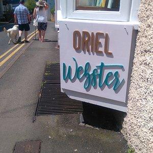 Oriel Webster, 22 Quay Street, Cardigan