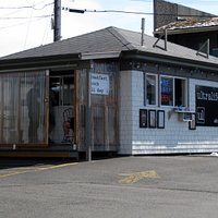 UltraLife Cafe, Newport, Oregon