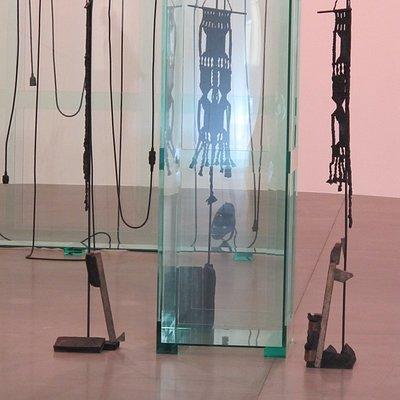 Gagosian Gallery Rome - Tatiana Trouvé (September 2018)