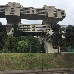 Здание Министерства автомобильных дорог Грузинской ССР