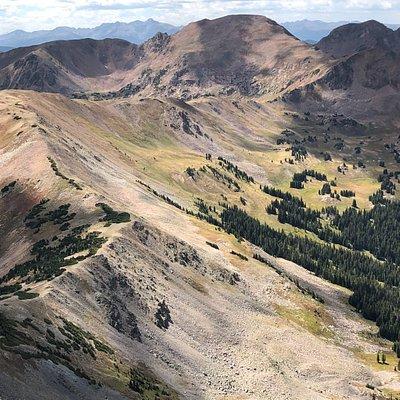 Buffalo Mountain Trail