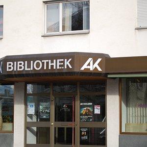 Bibliothek Rankweil (Foto: Marktgemeinde Rankweil)