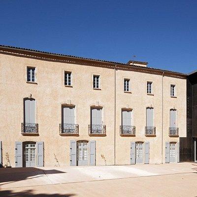 La nouvelle façade du musée depuis juillet 2018 Crédit Vincent Fillon