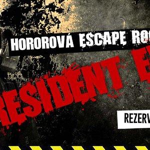 Hororová Escape Room Resident Evil v Bratislave
