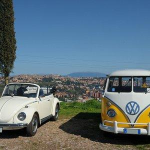 Umbria Volkswagen Tour