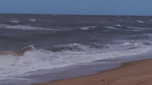 Praia do Mar Moreno - Belmonte BA