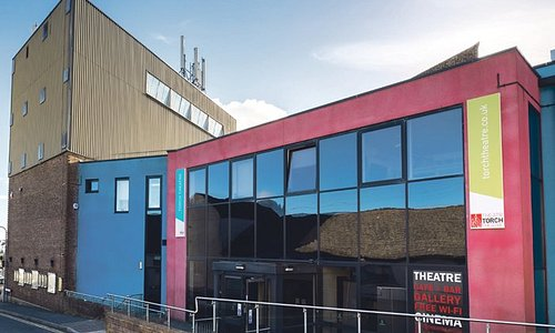 Torch Theatre front