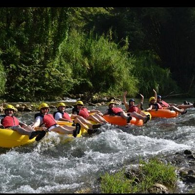 Come let me take you to Rafting on the Rio Bueno River in Jamaica