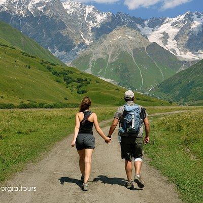 Love & hiking or Love hiking