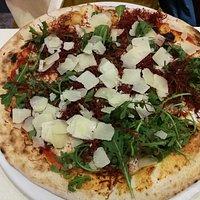 Pizza sfilaccina