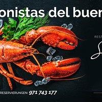 Restaurante Marisquería - Sa Barca