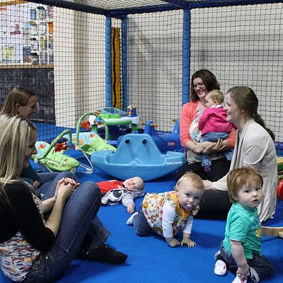 Toddlers & Babies Play area