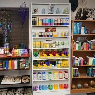 Wide Selection of Candles in Every Scent