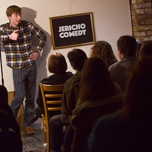 James Acaster at Jericho Comedy