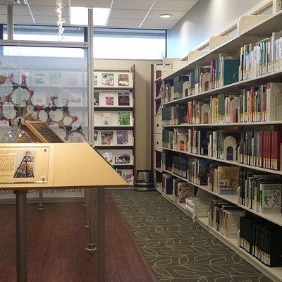 Library & Exhibit