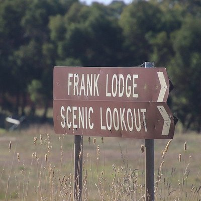 Frank Lodge Scenic Lookout