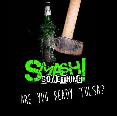 Smash Something Tulsa