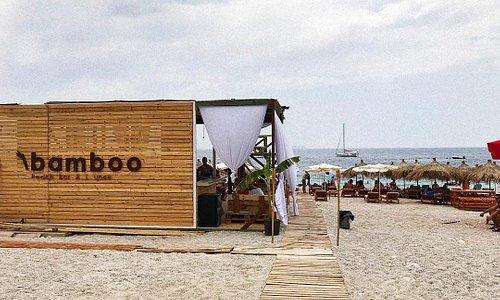 Bamboo Beach Bar version 2018