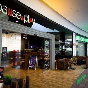 Pause&Play C.C Vialia Málaga