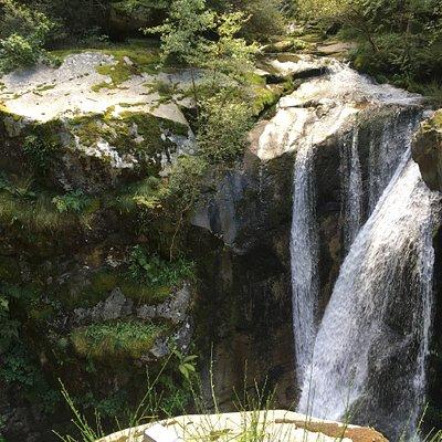Cascades de Cady