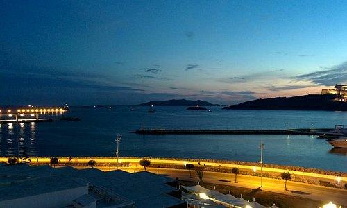 View from Hotel Corso Ibiza