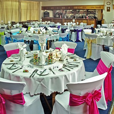 Function room available for parties, weddings, conferences, training etc