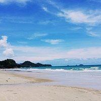 Sea Sand Sky