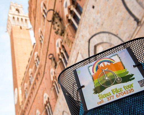 siena bike tour - Palazzo Comunale