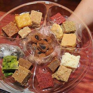 Descubre y disfruta de la variedad de exquisitos dulces artesanales entre ellos el Camote