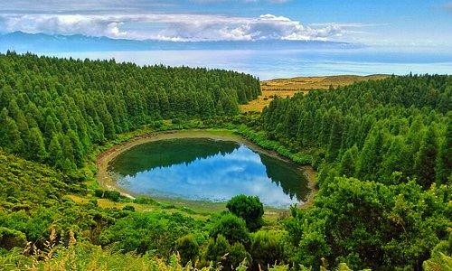 Lagoas no Pico