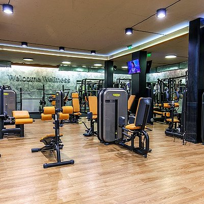 Coffit Club gym is the perfect place for sports, relaxation and social contacts