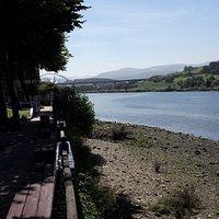 Ría, en Navia