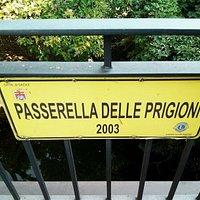 Passerella ponte Delle Prigioni