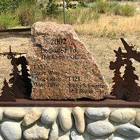 moving memorial to lost airmen