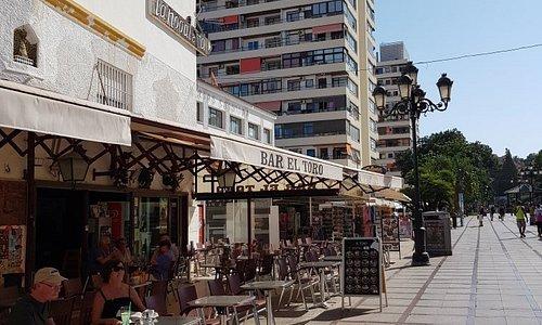Nice plaza