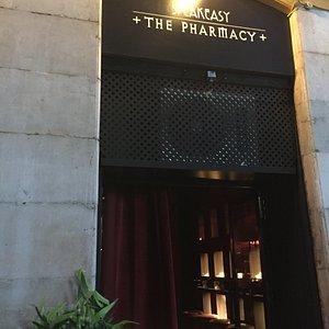 """Speakeasy """"The Pharmacy"""""""