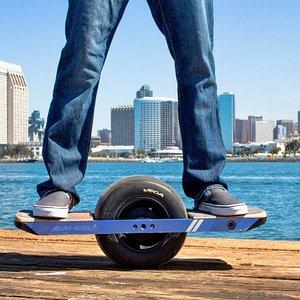 San Diego Onewheel Rentals Skyline