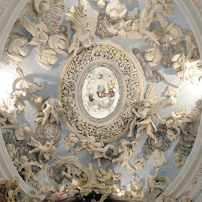 Cappella dei Misteri - Cupola del Miracolo di Soriano