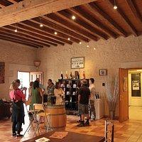 Le Grange Tasting Room