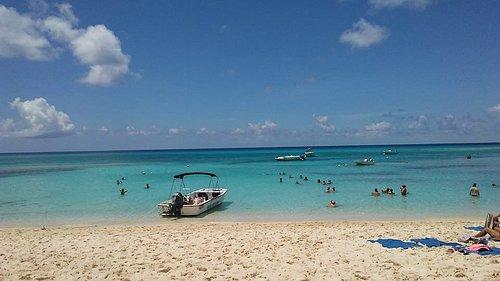 Pillory Beach, Grand Turk    A kiss of paradise!
