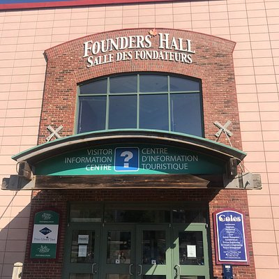 Founders' Hall - Charlottetown Information Centre